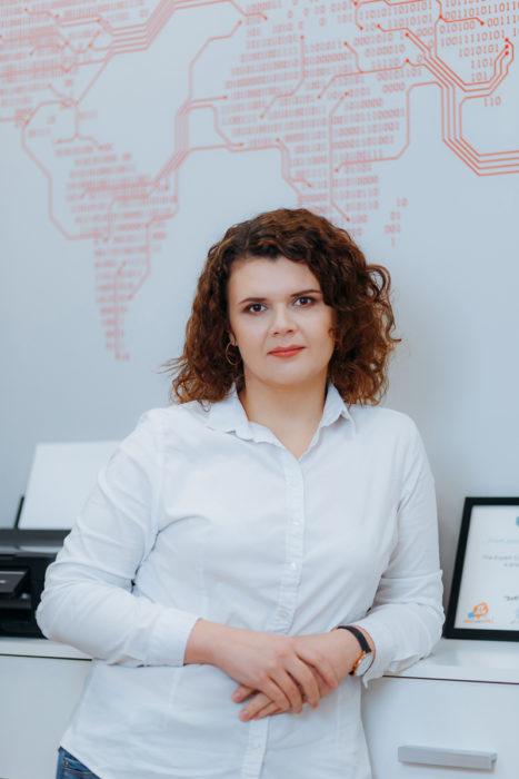 Алена Лубчак